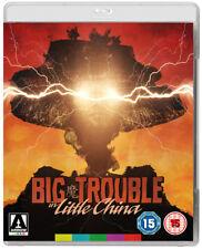 Big Trouble in Little China Blu-Ray (2013) Kurt Russell, Carpenter (DIR) cert