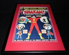 Shazam #8 Framed 12x18 Cover Photo Poster Display Official Repro DC
