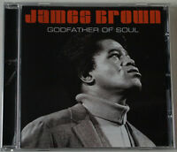 JAMES BROWN / GODFATHER OF SOUL / 16 TRACK COMP / ORIGINAL 1950's RECORDINGS