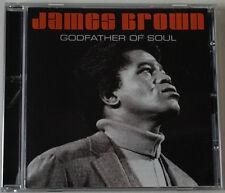 JAMES BROWN / GODFATHER OF SOUL / 16 TRACK COMP / ORIGINAL 1950's RECORDINGS