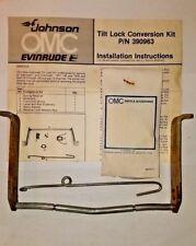 OMC 0390963 390963  Tilt Lock Conversion Kit