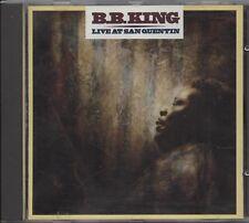 B.B. King - Live At San Quentin (CD Album)