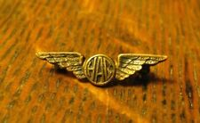 HAC Vintage Wings Lapel Pin - Hawker Siddeley Aircraft Airplane Aviation Badge