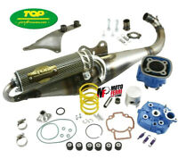 MF1516 - KIT TOP DUE PLUS CILINDRO 47,6 MARMITTA NARDO PIAGGIO GILERA 50 2T LC