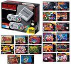Super Nintendo Entertainment System Nintendo Classic Mini Console 21 Retro Games