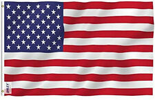 Fly Breeze 3x5 Foot American Usa Flag - Vivid Color and Uv Fade Resistant *Usa*