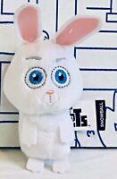 New McDonalds The Secret Life Of Pets Snowball Bunny Rabbit Happy Meal Toy Plush