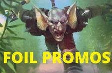 World of Warcraft WoW Tcg Foil Promos - Choose Your Own Foils for Decks / Sets!