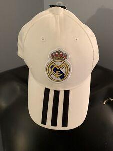 Adidas Three Stripe Real Madrid Soccer Football Fútbol Jersey Jacket Hat Messi