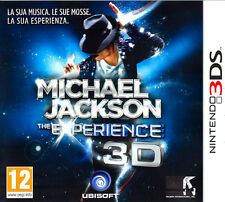 Michael Jackson The Experience 3D Nintendo 3DS IT IMPORT UBISOFT