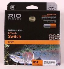 Rio InTouch Switch 8/9F 520 Grain Line FREE FAST SHIPPING 6-21409