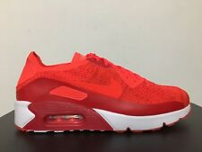 Nike Air Max 90 Ultra 2.0 Flyknit Running Trainers 875943 SNEAKERS Shoes 600 9.5 UK