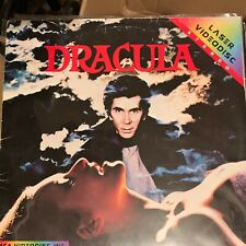 Dracula  - LASERDISC  Buy 6 for free shipping / some cover wear
