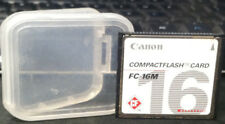 Canon 16MB CompactFlash I Card - Retail - FC16M        *FREE SHIPPING*