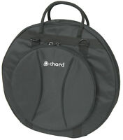"""Chord Cymbal Gig Bag Padded 21"""" with 4 Dividers - Shoulder Straps"""
