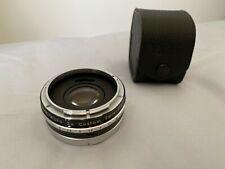 Vivitar 2x Tele Converter for Canon FL / FD Lens