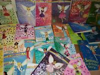 TEN-PACK LOT OF RAINBOW MAGIC FAIRIES~ Children's Chapters BOOKS LOT OF 10
