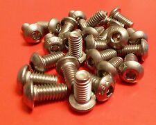 "TNUTZ Hardware - Stainless 5/16-18 x 5/8"" BHSCS for 15 Series extrusions (25pcs)"