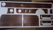like NOS 1969-1970 Buick Riviera complete dash set applique decal .