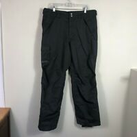 Marmot Snow Pants Men's XL 33 Inseam Gray Waterproof Ski/Snowboard Winter Pants