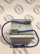 SMC ECDQ2B100-50D-P5DW-197G-NS COMPACT PNEUMATIC CYLINDER ASSEMBLY