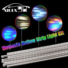 8 Tubes 50cm RGB Meteor Shower Rain Drop LED String Lights for Party Wedding USA