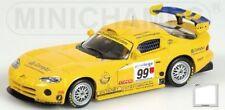 Dodge Viper Gts-R Clark British Gt Championship 1999 1:43 Model MINICHAMPS
