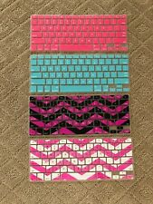 Macbook Pro 13 Keyboard Covers (Set of 4)