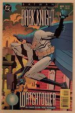 Batman Legends of the Dark Knight #55 DC Comic 1993 Watchtower Dixon