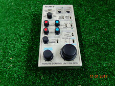 Sony RM-M7G broadcast Camera Video Remote Control Unit  - FAST FREE SHIPPING