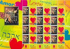 ISRAEL 2015 THE GREAT MUSICALS SERIES - FIDDLER ON THE ROOF - SHEET MNH