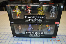 Five Nights at Freddy's 2-Inch Vinyl Figure Set 1 & 2 FUNKO FNAF Action Figures
