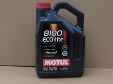 7,98€/l Motul 8100 Eco-lite 5W-30 5 Ltr GM dexos1 GEN2 Opel Chrysler Ford