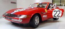 1:24 Scale Red Ferrari Daytona 365 GTB/4 Competizione 26303 Burago Model Car