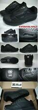 New Mens 8 Circa AL 202 Lopez Black Leather Skate Shoes $70