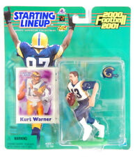 2000 SLU Kurt Warner OLD Jersey Version Football Rookie Figure