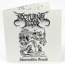 Nocturnal Blood-abnormalities prevail DLP