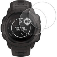 Deco Essentials 2-pack Screen Protector for Garmin Tactix Charlie