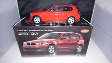 1:18 KYOSHO BMW 120i E87 EINSER ROT NEU OVP SELTEN