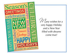 6 Pack Holiday Greeting Cards ~ Assorted Christmas Greeting Cards
