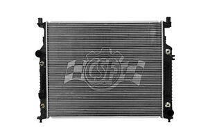 CSF 3458 Radiator For 06-11 Mercedes-Benz ML320 ML350 ML500 ML550 R320 R350 R500