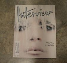 Interview Magazine March 2009  Mary-Kate Olsen in Fashion