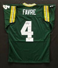 Brett Favre Green Bay Packers Signed autographed Jersey W/COA From Brett Favre