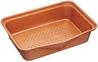 Masterclass Smart Ceramic 42.5 x 31.5 cm Heavy Duty Stacking Large Roasting Pan