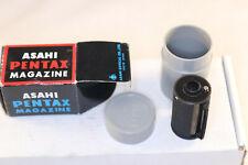Asahi Pentax Film Magazine Asahi Opt. Co. made in Japan w/ Original Box