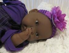 """New Adorable Chubby Ethnic African American 20"""" Berenguer Baby Doll -Reborn/Play"""