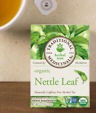 Traditional Medicinals Nettle Leaf organic tea