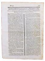 Genève République 1767 Zurich Suisse République Helvétique Berne Constitution