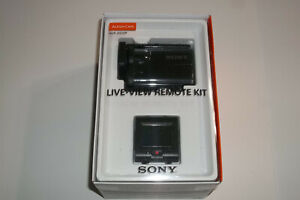 Sony Action Cam HDR-AS50R HD Video Camera Camcorder & Live View Remote, Black