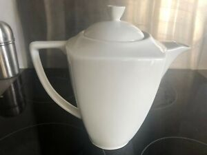 brand new porcelain coffee pot large